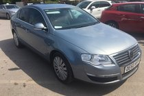 Volkswagen Passat HIGHLINE PLUS TDI - Stunning Car - Full Service History - Leather Interior - Pristine Unmarked Car - You Wont Find Better