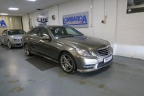 Mercedes E Class E350 BLUEEFFICIENCY SPORT