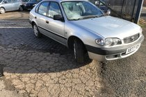Toyota Corolla 1.4 VVT-i S Dorchester Collection LOW MILES