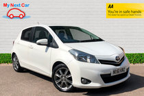 Toyota Yaris VVT-I SR TOP SPEC