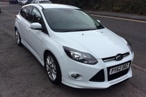 Ford Focus ZETEC S BUY NO DEP & ONLY £41 A WEEK T&C