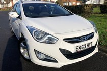 Hyundai I40 1.7 CRDI ACTIVE BLUE DRIVE-£30 R/Tax-FSH-Immaculate