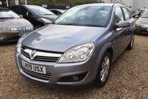 Vauxhall Astra 1.6 i 16v Design 5dr*HPI CLEAR*FULL SERVICE HISTORY*ONE FORMER KEEPER*2 KEYS*MOT DUE 01/08/2018*FREE 6 MONTHS WARRANTY