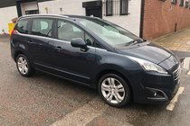 Peugeot 5008 BLUE HDI S/S ACTIVE