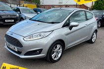 Ford Fiesta 1.0 T EcoBoost Zetec (s/s) 3dr