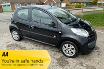 Citroen C1 CODE - FULL MOT - ANY PX WELCOME