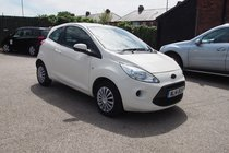 Ford Ka EDGE FULL SERVICE HISTORY ! £30 YEAR TAX ! ONLY 29,065 MILES ! AIRCON ! 12 MONTHS MOT !
