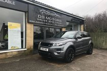 Land Rover Range Rover Evoque SD4 190hp Dynamic 6Sp 4WD