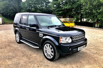 Land Rover Discovery TDV6 HSE #ReplacementEngine #4x4 #7Seater
