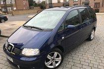 SEAT Alhambra 2.0 TDi 140 Stylance