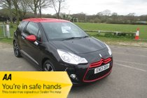 Citroen DS3 E-HDI DSTYLE RED
