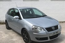 Volkswagen Polo 1.4 Match 5dr 1 FORMER KEEPER , FULL HISTORY