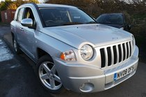 Jeep Compass LIMITED CRD