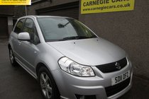 Suzuki SX4 AERIO-45292 MILES-APPLY FOR FINANCE ON THE WEBSITE FOR QUICK DECISION