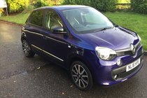 Renault Twingo ICONIC SCE S/S ZERO ROAD TAX FULL SERVICE HISTORY BLUETOOTH AND AIR CONDITIONING