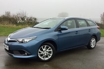 Toyota Auris VVT-I ICON TOURING SPORTS