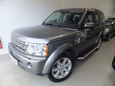 Land Rover Discovery 3.0 TDV6 XS