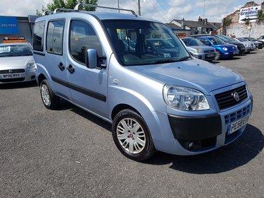 Fiat Doblo JTD FAMILY (120BHP)