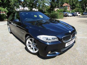 BMW 520 2.0 520d M SPORT
