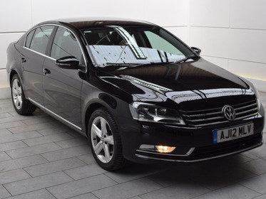 Volkswagen Passat 2.0 TDI S BLUEMOTION TECH [140]