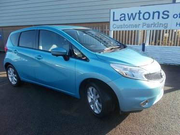 Nissan Note TEKNA DIG-S Auto
