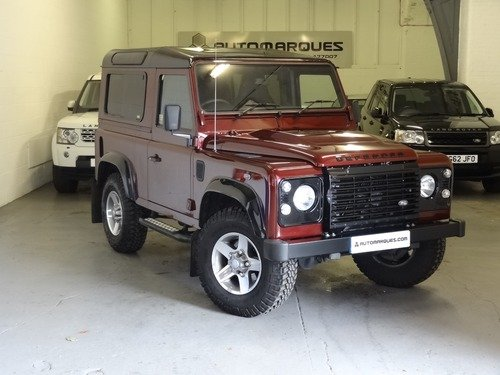 Land Rover Defender TD Landmark