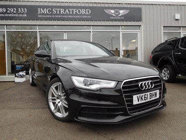 Audi A6 2.0 TDI S Line 4dr LOW RATE FINANCE AT 6.9% APR Representative