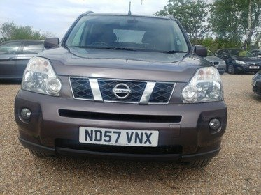 Nissan X-Trail 2.0 DCI 173 SPORT EXPEDITION 4X4