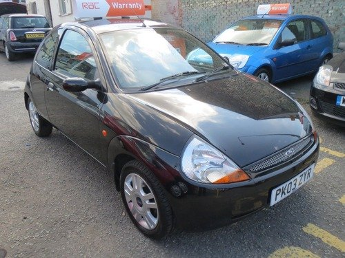 Ford Ka 1.3 LUXURYKA 70PS