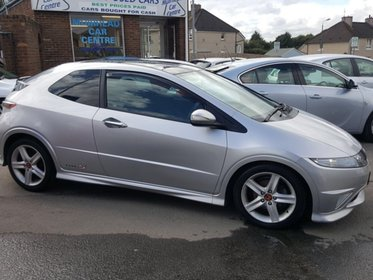 Honda Civic 1.8 I-VTEC TYPE S GT