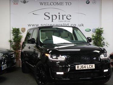 Land Rover Range Rover TDV6 VOGUE