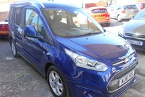 Ford Connect TITANIUM TDCI