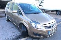 Vauxhall Zafira DESIGN NAV 1.7CDTi 16v (110PS) ecoFLEX