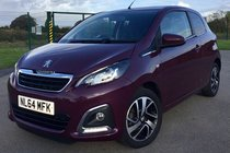 Peugeot 108 ALLURE 3 DOOR HATHBACK