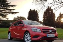 Mercedes A Class A180 CDI BLUEEFFICIENCY SE