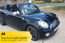 MINI Cooper Convertible - FULL MOT - 70.000 MILES - FREE DELIVERY