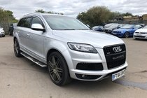 Audi Q7 TDI QUATTRO S LINE FACELIFT LED LIGHTS