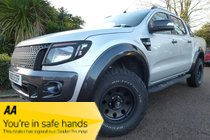 Ford Ranger 3.2 TDCi Wildtrak Double Cab Pickup 4x4 4dr (EU5)