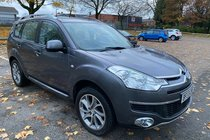 Citroen C-Crosser HDI VTR PLUS