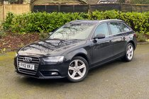 Audi A4 AVANT TDI SE