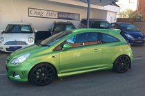 Vauxhall Corsa VXR Nurburgring 1.6i 16v Turbo (192PS)