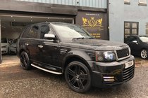 Land Rover Range Rover Sport 2.7 TDV6 HSE - 2012 XCLUSIVE BLACK EDITION