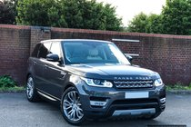Land Rover Range Rover Sport 2.0 SD4 HSE CommandShift 2 4X4 (s/s) 5dr