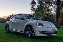 Volkswagen Beetle SPORT TSI