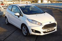 Ford Fiesta Zetec 1.25 082 #FinanceAvailable #Driveawaytoday