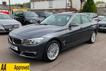 BMW 3 SERIES Gran Turismo 2.0 320i Luxury GT (s/s) 5dr