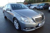 Mercedes E Class E220 CDI BLUEEFFICIENCY AVANTGARDE