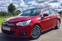 Citroen C4 1.6 HDI VTR PLUS 5 DOOR HATC HBACK