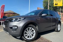 Land Rover Discovery TD4 SE TECH
