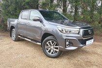 Toyota Hi Lux INVICIBLE X 4WD D-4D DCB